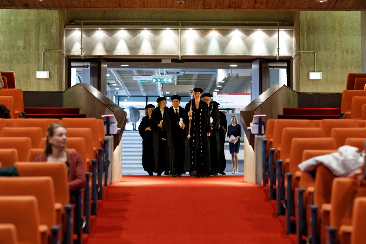 fotograaf promotie VU vrije universiteit